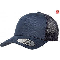 Кепка FlexFit Retro Trucker Navy