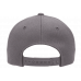 Кепка FlexFit 6789M - Curved Visor Snapback Dark Grey