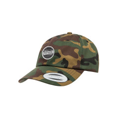 Кепка Footwork East Round Camo