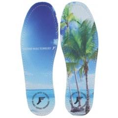 Стельки Footprint Kingfoam Flat Beach