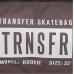 Чехол для скейтборда Transfer Rookie Brown